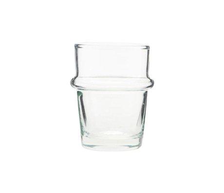 Housedoctor Té de vidrio vidrio transparente Ø5,2x8cm