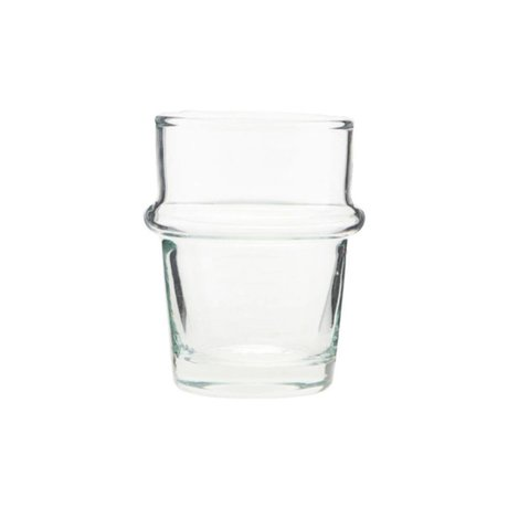 Housedoctor Glass Tea transparent glass Ø5,2x8cm