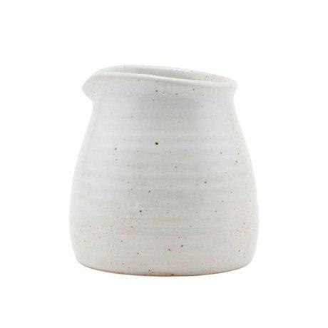 Housedoctor Kande lavet af elfenben porcelæn 10cm