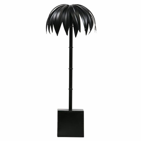 BePureHome Palm l metal black