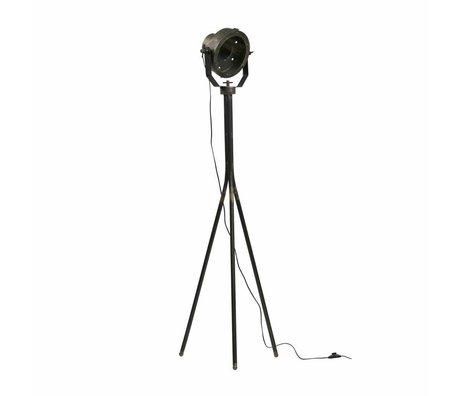BePureHome Lampe de théâtre en métal