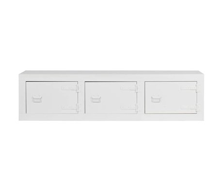 vtwonen Sofa TV-schrank Bunk Depot weiße Kiefer 177x41x45cm