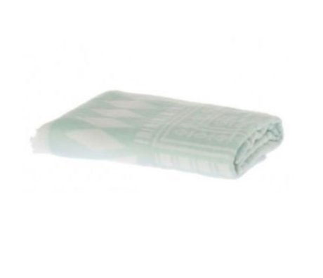 Riverdale Plaid Aztec mintgrün Baumwolle 130x180cm