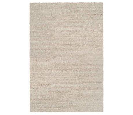 Ferm Living Carpet Shade loop beige textile 200x300cm
