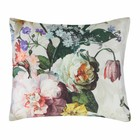 ESSENZA Pillowcase Fleur Ecru white cotton satin 60x70cm