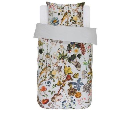 ESSENZA Ropa de cama Xess multicolor algodón satinado 140x220 + 60x70cm