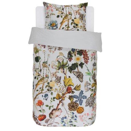 ESSENZA Biancheria da letto Xess in raso di cotone multicolore 140x220 + 60x70cm