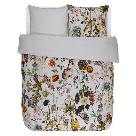 ESSENZA Biancheria da letto Xess raso di cotone multicolore 200x220 + 2 / 60x70cm