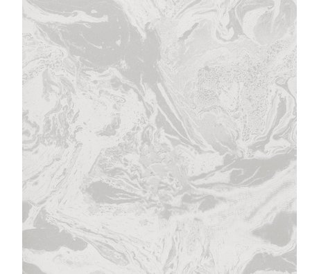 Ferm Living Wallpaper Marbling beige paper 53x1000cm