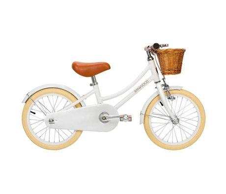 Banwood Children's bike Classic white 99,5x23,5x56cm