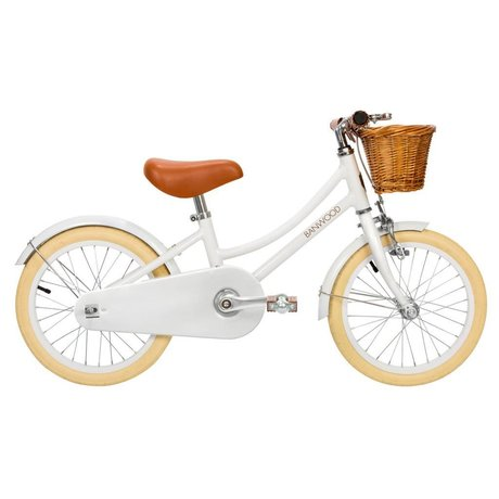 Banwood Children's bike Classic white 99,5x23,5x56cm