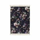 ESSENZA Teppich Fleur Nachtblau Blau Polyester 120x180cm