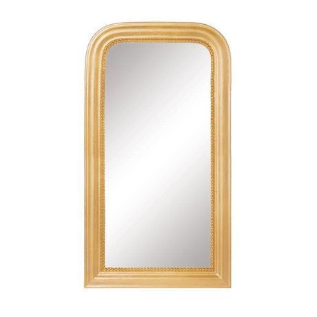 Riverdale Mirror Eleanor Gold wood 90x160cm