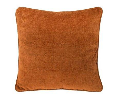 Riverdale Pude Jord Terracotta tekstil 45x45cm