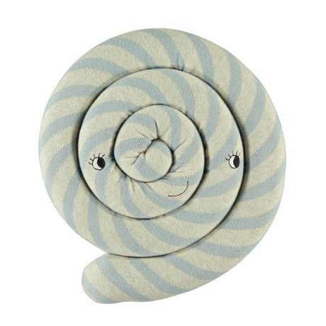 OYOY Kissen Lollipop blau 30cm