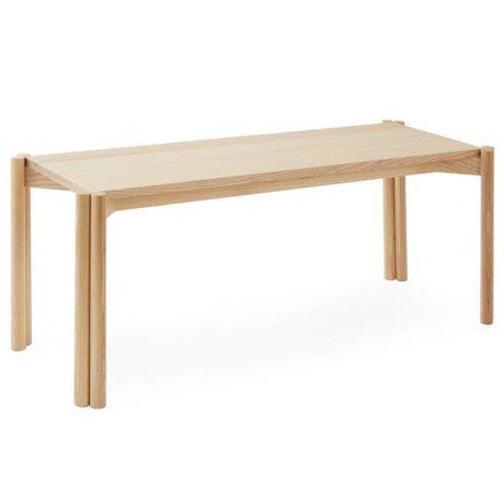 OYOY Panca Pieni naturale marrone legno 106x43x40cm