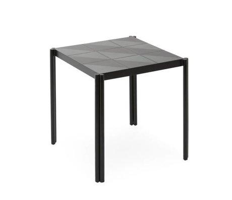 OYOY Table Pieni Gris Anthracite 35x38x38x38cm