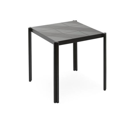 OYOY Tavolo Pieni grigio antracite 35x38x38x38cm
