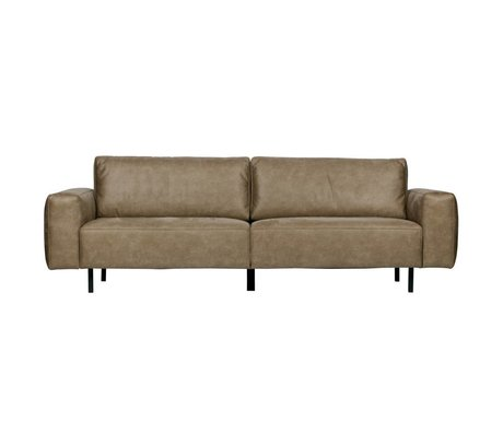 WOOOD Rebound sofa 3-personers cappuccino