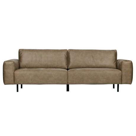 WOOOD Rebound sofa 3-sitzer cappuccino