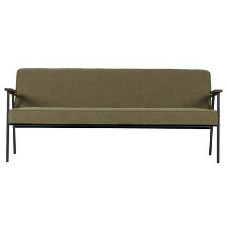 WOOOD Elizabeth sofa olive grün