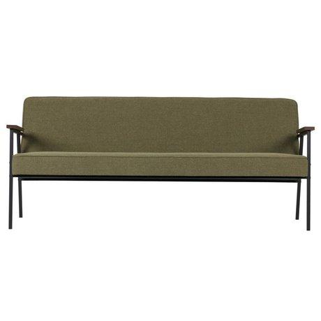 WOOOD Elizabeth sofa oliven grøn