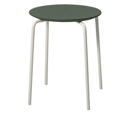Ferm Living Herman Kruk grün Metall 35,5x43x30,5cm
