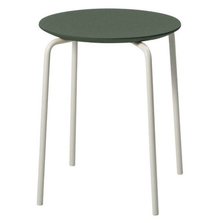 Ferm Living Herman Kruk green metal 35,5x43x30,5cm