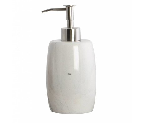 Housedoctor Soap Dispenser in marmo grigio ø8,4x17,5cm