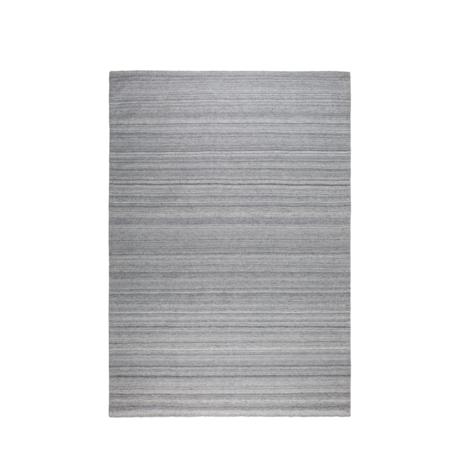 Zuiver Tapis Sanders laine gris argent 170x240cm