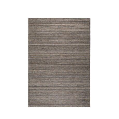 Zuiver Carpet Sanders coffee brown wool 170x240cm