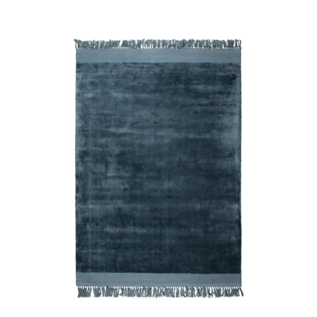 Zuiver Carpet Blink blue textile 200x300cm