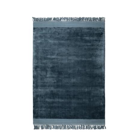 Zuiver Tappeto Blink blu in tessuto 200x300cm