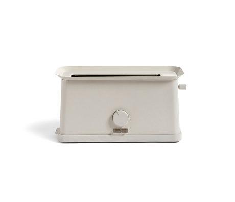 HAY Tostapane Sowden in acciaio inossidabile grigio 37,5x15x19,5 cm