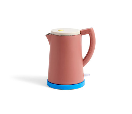 HAY Kettle Sowden 1.5L brown stainless steel 22x16.5x25cm