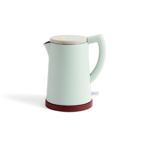 HAY Kettle Sowden 1.5L mint green stainless steel 22x16.5x25cm