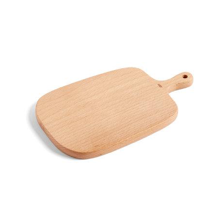 HAY Tagliere Rettangolare S legno marrone 27x16cm