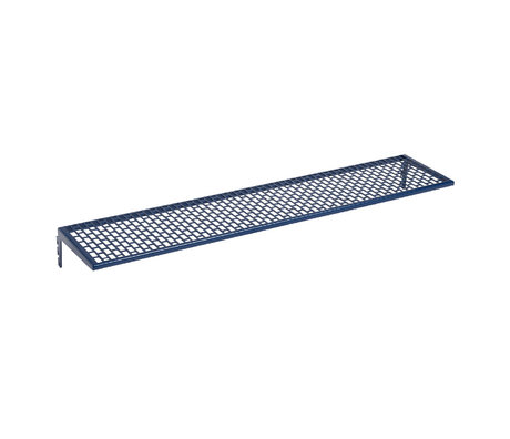 HAY Wandregal Pinorama L dunkelblauer Stahl 66x12,5cm