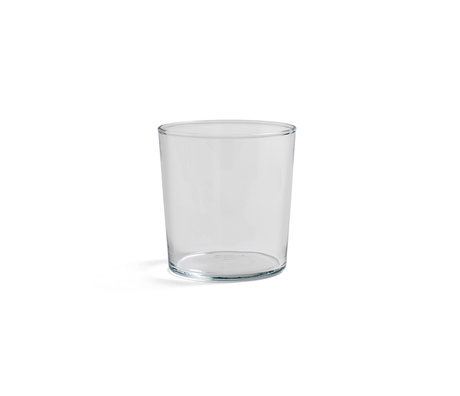 HAY Glass Glass M 36cl vetro trasparente Ø8,5x9cm