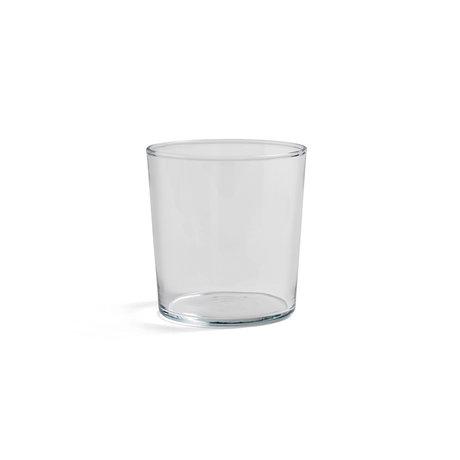 HAY Glas Glas M 36cl transparentes Glas Ø8,5x9cm