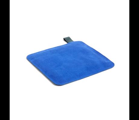 HAY Potholder Pot blue textile 21.5x21.5cm