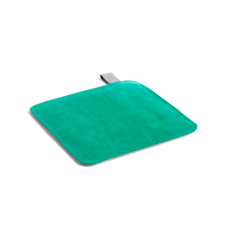 HAY Topflappen Topf grünes Textil 21,5x21,5cm