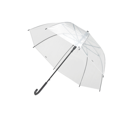 HAY Umbrella Canopy transparent plastic Ø87x81cm