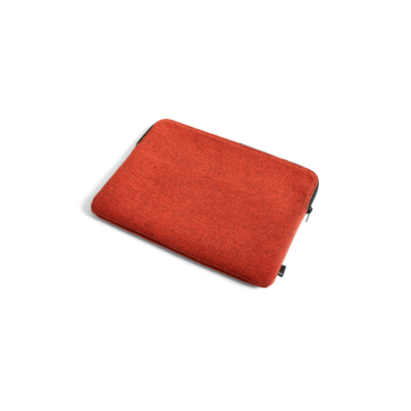 HAY Laptop-Hülle Farbton 13,3 Zoll rotes Textil 35,5 x 26 cm