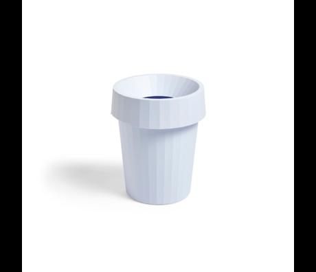 HAY Trash can Shade Bin 14L lilac plastic Ø30x36.5cm