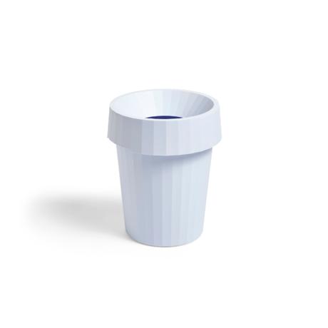 HAY Cubo de basura Shade Bin 14L plástico lila Ø30x36.5cm