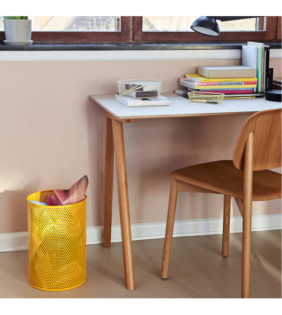 Dekoration M/ülleimer rustikale Holz-Abfall mit Deckel Color : Brown KJAEDL garbage can M/ülltonne Bin Eimer for K/üche B/üro Wohnzimmer Swing Top Abfalleimer Badezimmer
