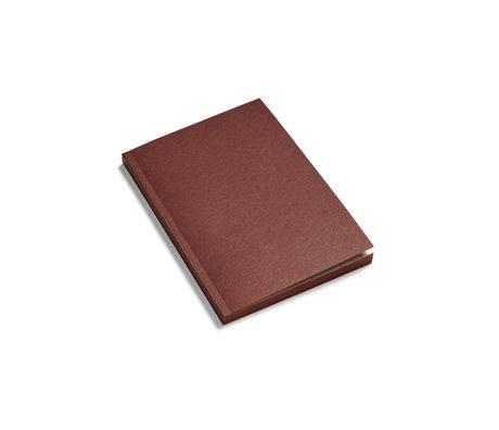 HAY Notebook Mono carta marrone 21x15cm