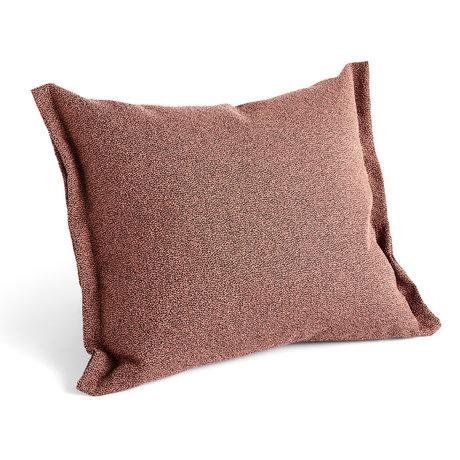HAY Kissen Plica Sprinkle rosa Textil 60x55cm