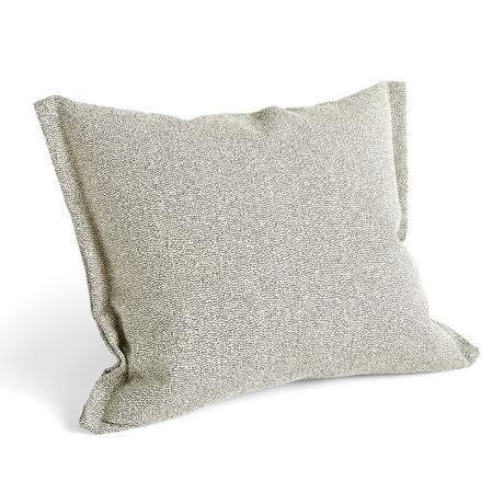 HAY Cojín Plica Sprinkle beige textil 60x55cm